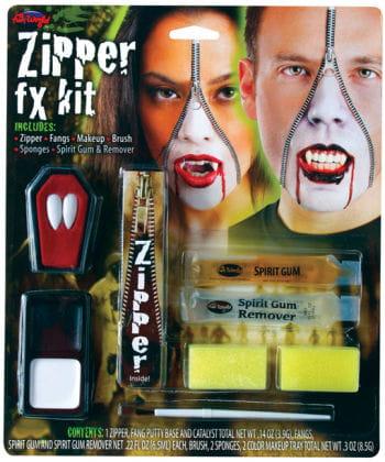 Vampire Zipper FX Kit