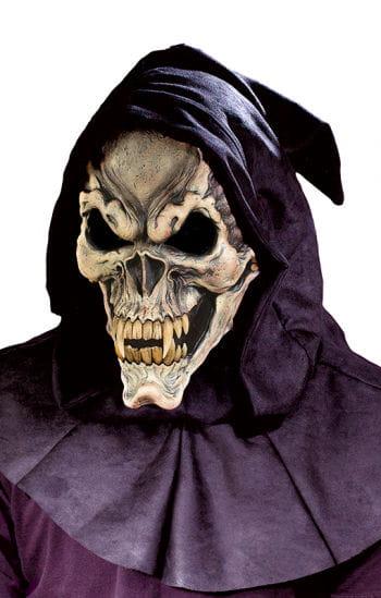 Beast Skull Maske Deluxe Beige