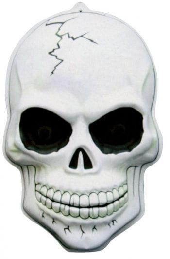 Wanddeko Totenkopf