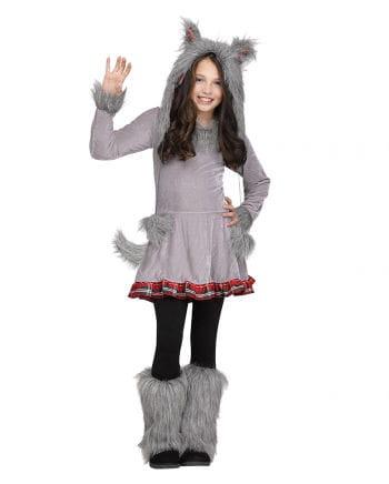 Wolf Kinderkostüm