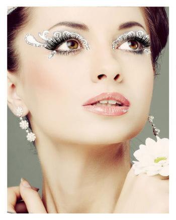 Xotic Eyes Bride White