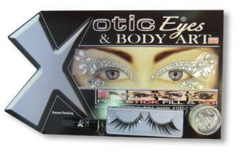 Xotic Eyes Rhinestone Makeup