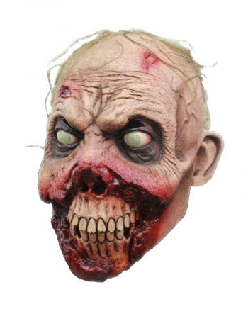 Gingival wounds Zombie Mask