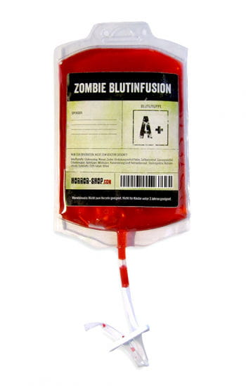 Zombie Blood Slime Infusion
