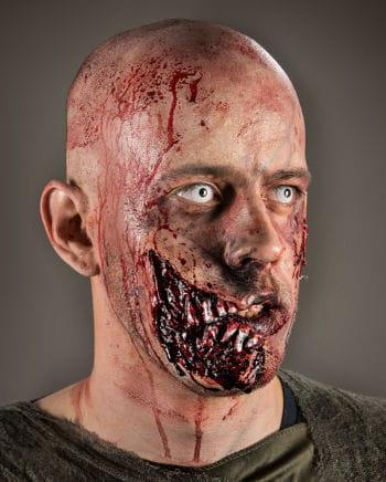 Zombie Jawbone wound