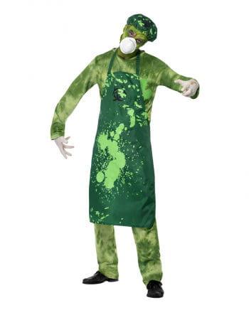 Zombie Doctor Costume laboratory