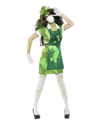 Zombie Lab Nurse Costume