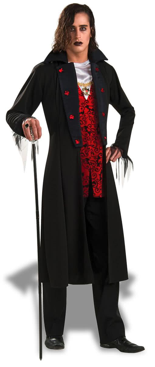 Вампир костюм своими руками фото