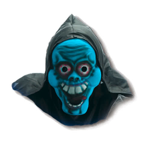 Blue Demon Mask Cheap Halloween Mask Buy