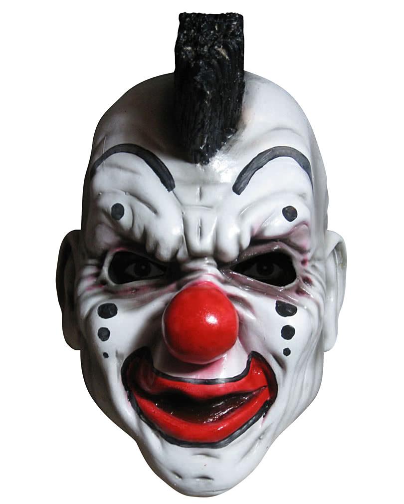 clown slipknot maske shawn crahan maske horror shop com. Black Bedroom Furniture Sets. Home Design Ideas