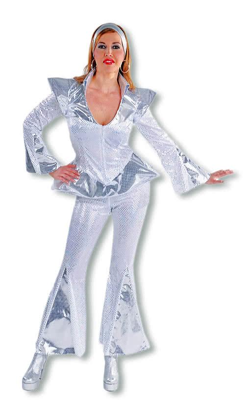 dancing queen costume women disco disco queen disco. Black Bedroom Furniture Sets. Home Design Ideas