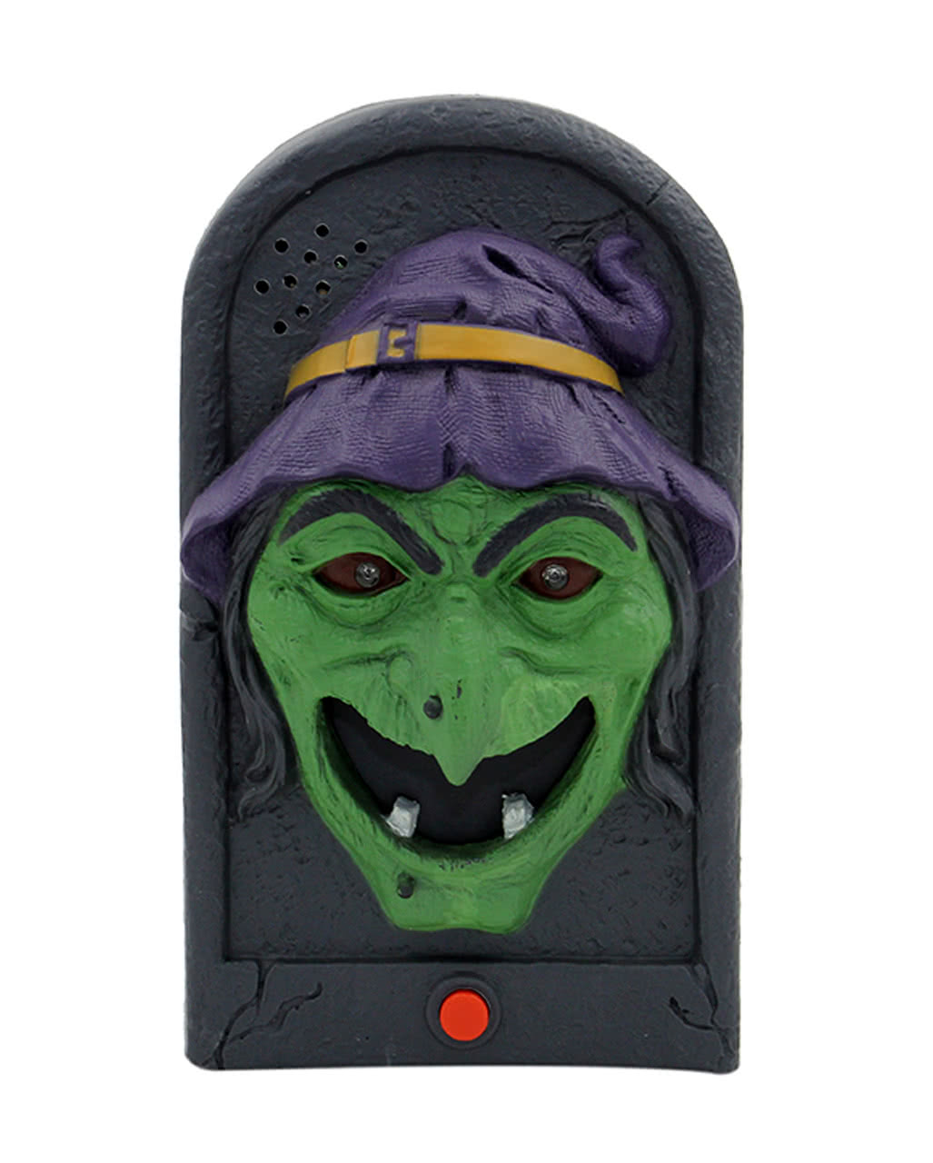 Decorating Ideas > Halloween Doorbell Witch With Light & Sound As Halloween  ~ 084113_Halloween Doorbell Sounds