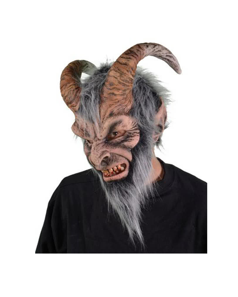 krampus horror maske knecht rupprecht maske horror. Black Bedroom Furniture Sets. Home Design Ideas