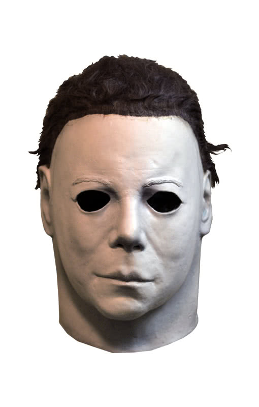 michael myers halloween 2 maske deluxe original lizenzierte horrorfilm maske horror shop com. Black Bedroom Furniture Sets. Home Design Ideas