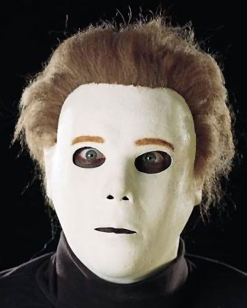 michael myers maske original halloween film maske. Black Bedroom Furniture Sets. Home Design Ideas