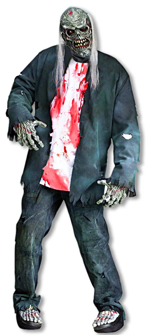 Как сделать человека зомби