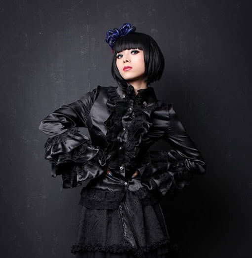 Frilly Victorian Blouse 98