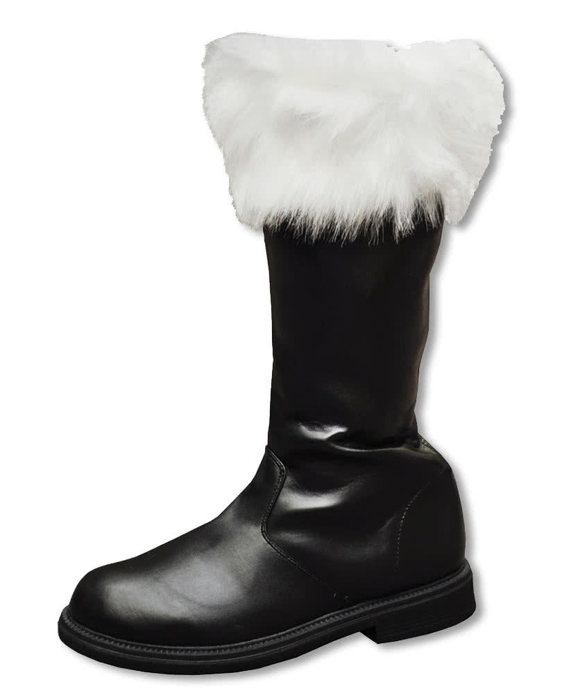 deluxe weihnachtsmann stiefel nikolaus stiefel santa. Black Bedroom Furniture Sets. Home Design Ideas