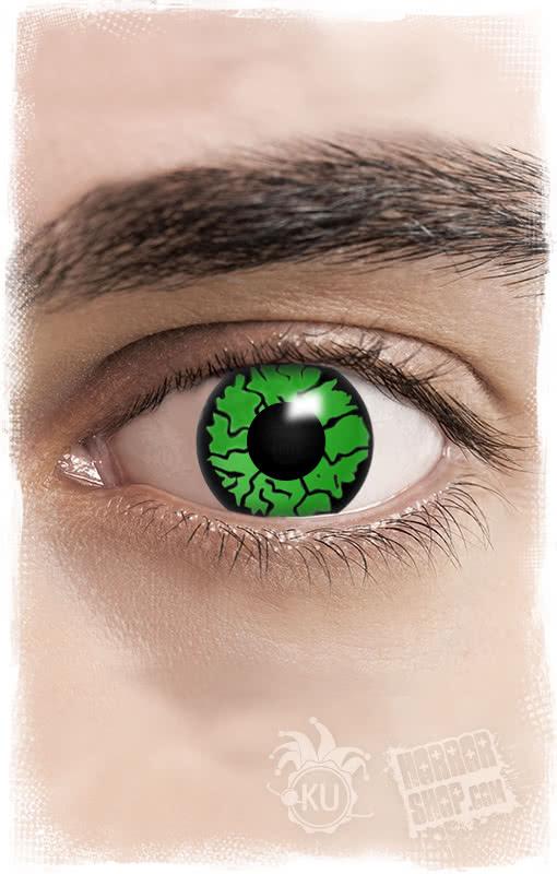 goblin auge kontaktlinsen g nstige party kontaktlinsen. Black Bedroom Furniture Sets. Home Design Ideas