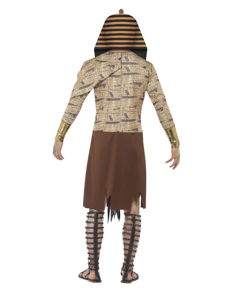 zombie pharao kost m gruselige pharaonen mumie horror. Black Bedroom Furniture Sets. Home Design Ideas