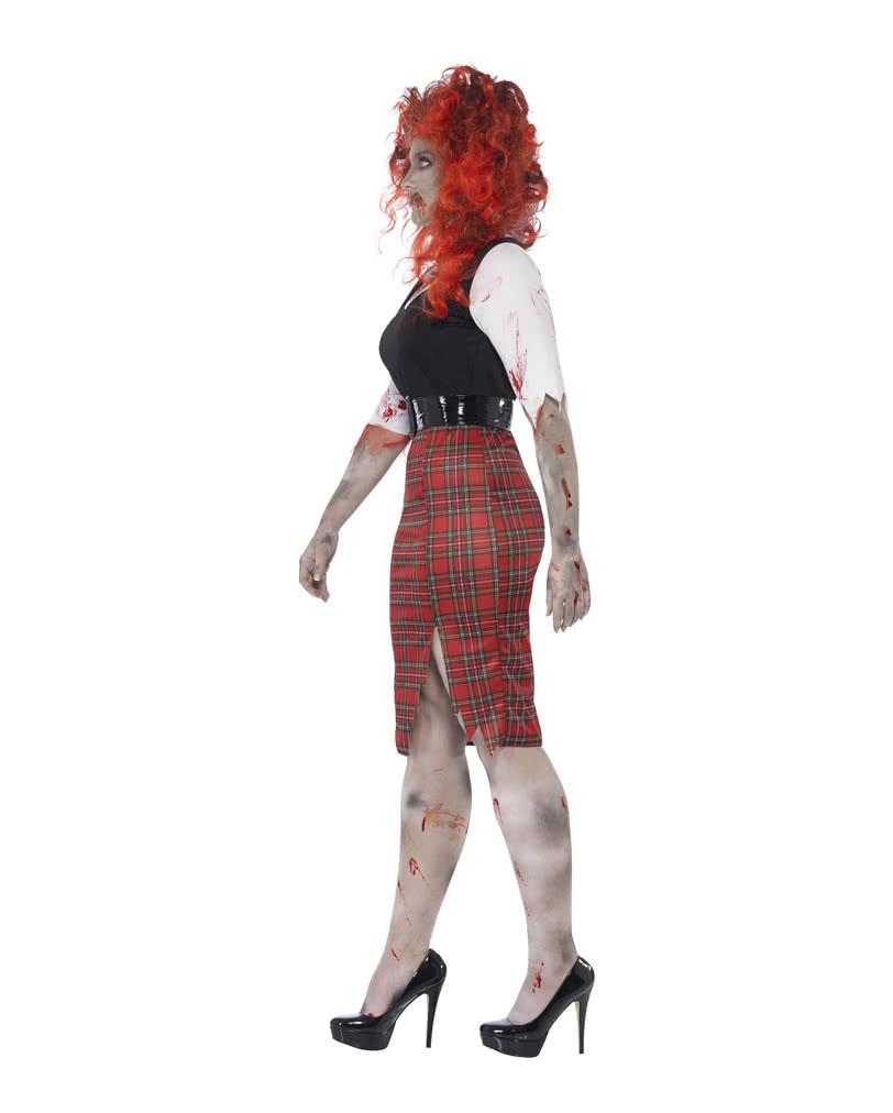 zombie schulm dchen kost m kurviges zombie schoolgirl horror shop com. Black Bedroom Furniture Sets. Home Design Ideas