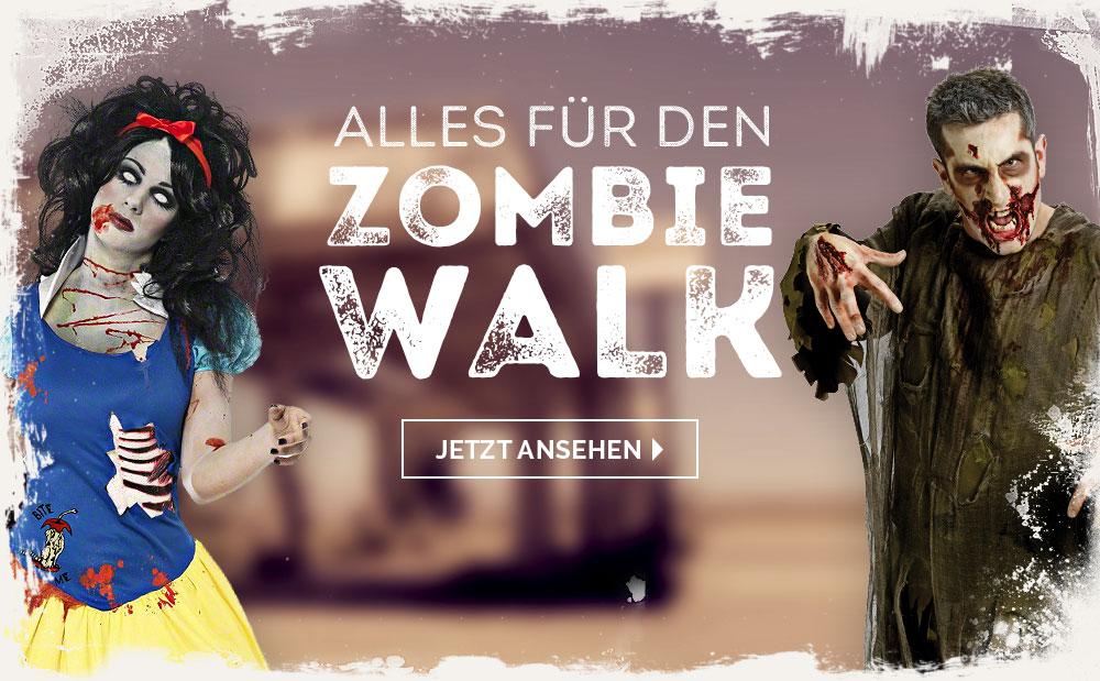 Zombiewalk Banner